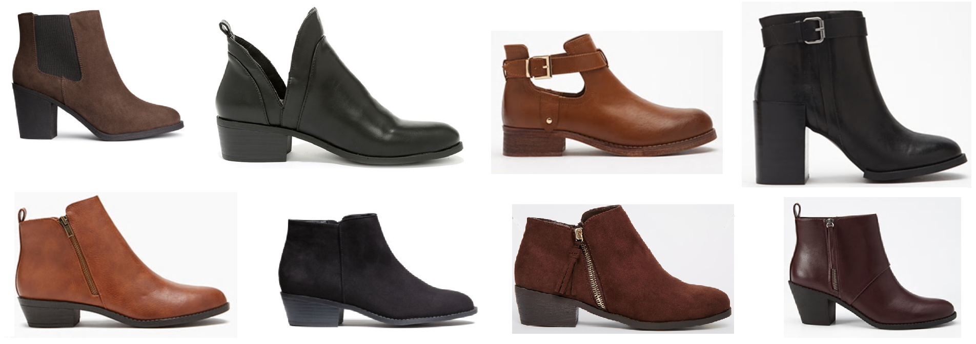 the best ankle boots 40 the look for less